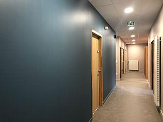 Peinture intérieure Couloir